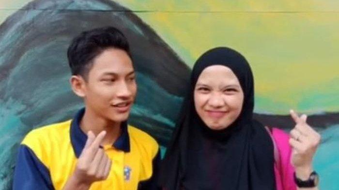 Viral Kisah Pria di Malaysia Nikahi Gurunya Sewaktu Kelas 1 SMP, Cuek Selisih Usia Beda 14 Tahun
