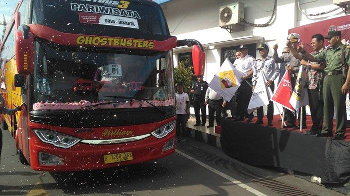 1.200 Unit Bus Disiapkan untuk Mudik Gratis Lebaran 2019