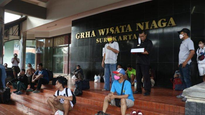 Grha Wisata Solo Resmi Ditutup, 49 Pemudik yang Masih Dikarantina Diboyong ke Dalem Joyokusuman