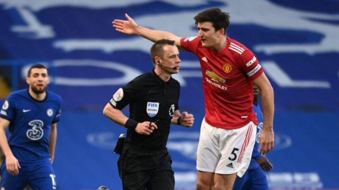 Ucapan Kontroversial Wasit Laga MU vs Chelsea : Kalau Saya Beri Penalti, Pasti Jadi Omongan Orang