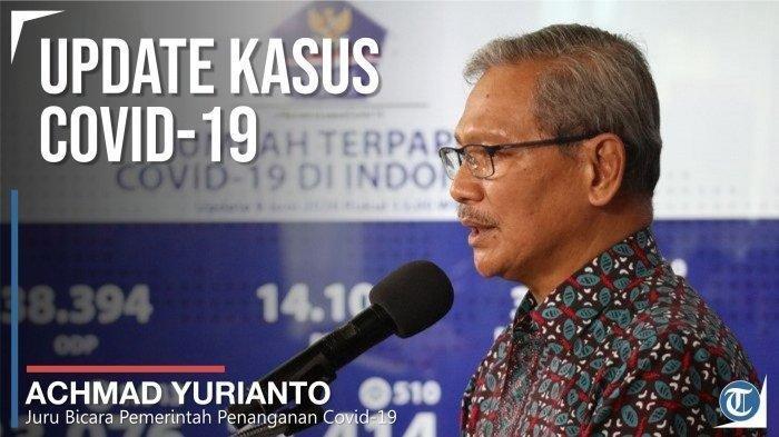 UPDATE Corona Indonesia 8 Juli 2020: Kasus Positif Bertambah 1.863, Pasien Meninggal Bertambah 50