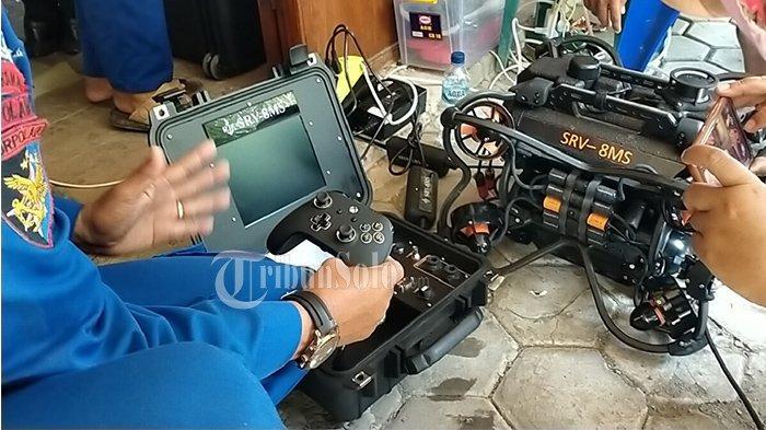 Potret Drone Bawah Air Canggih di Balik Pencarian 9 Korban di Kedung Ombo: Berhasil Deteksi Survivor