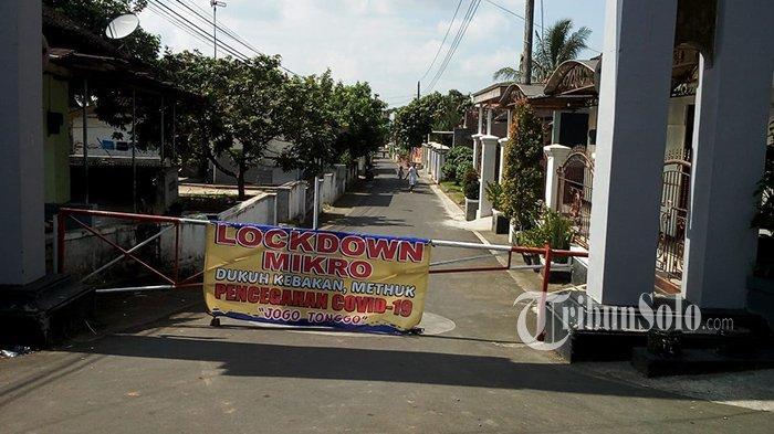 Nasib Warga Metuk Boyolali: Telanjur Mandikan Jenazah Pasien Positif Corona, Kini Dukuhnya Lockdown