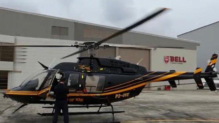 Viral Pria Asal Solo Bisnis Jual Beli Helikopter, Ternyata Begini Fakta Sebenarnya