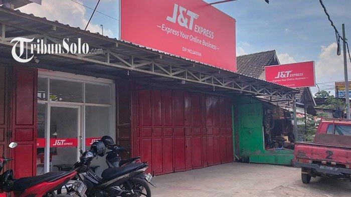 Viral Video Pencurian Tas dan HP Sopir Ekspedisi J&T Express di Klaten, Beraksi saat Bongkar Muat