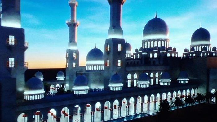 Pembangunan Masjid Raya Sheikh Zayed Solo Dimulai, Bisa Jadi Tempat Wisata Religi