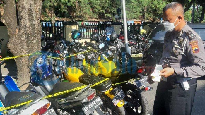 Polresta Solo Kembali Gerebek Gudang Motor di Laweyan: Diduga Hasil Kejahatan, 5 Orang Diperiksa