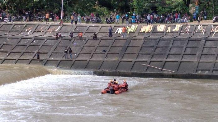 Hanya Tiga Kata, Pesan Terakhir Korban Hanyut di Sungai Bengawan Solo Kepada Ayahnya di Sukoharjo