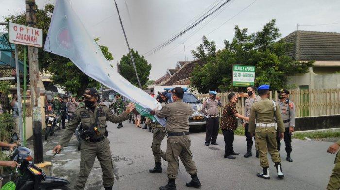 Respon Jubir Ponpes Ngruki Soal Pencopotan Spanduk Penyambutan Jelang Kedatangan Abu Bakar Ba'asyir