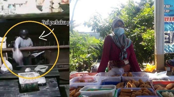 Bakul Jajanan Pasar di Makamhaji Sukoharjo Sering Jadi Korban Pencurian, Sudah 20 Kali Dicuri