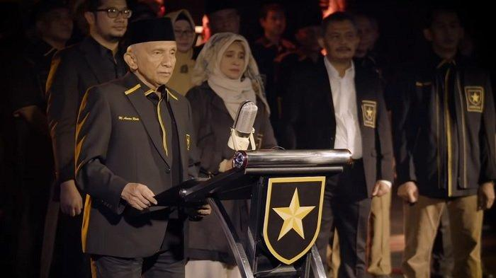 Elektabilitas Partai Ummat Besutan Amien Rais Tak Sampai 1 Persen Versi Survei Voxpol, Ancam PAN?