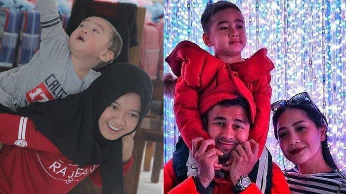 Rafathar Menangis saat Mbak Lala Diminta Jadi Pengasuh Kiano Anak Baim Wong, Tak Rela Ditinggal