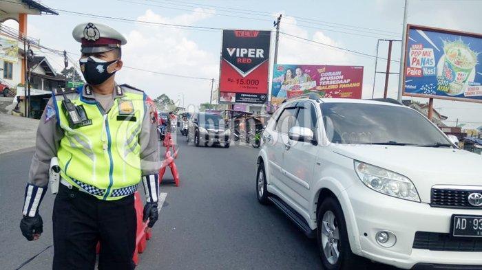 Pasca Lebaran, Warga Berbondong-Bodong Serbu Wisata Tawangmangu, Polisi Siapkan Sistem Buka Tutup