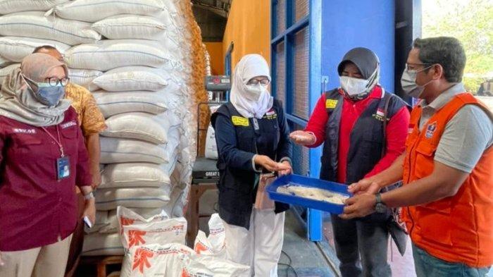 824 Ton Beras PPKM Disiapkan Bulog untuk Warga Solo Raya, Klaten Mendapatkan Jatah Paling Banyak