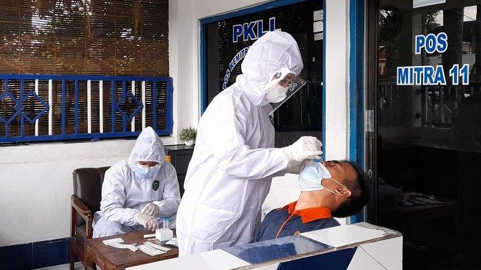 Tingkatkan Tracing, 10 Ribu Unit Alat Antigen Telah Distribusikan ke Seluruh Puskesmas di Klaten