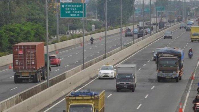 Pemerintah Larang Mudik Lebaran, Simak Jadwal Penyekatan Kendaraan di Jalan Tol
