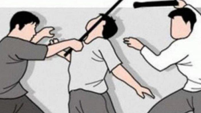 Diduga Keroyok Seorang Pemuda Hingga Tewas, 17 Pemuda di Trenggalek Diamankan Polisi