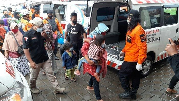 Aktivitas Vulkanik Gunung Merapi Meningkat, Ratusan Warga di Magelang Kembali ke Pengungsian