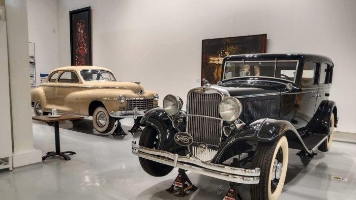 Megahnya Tumurun Museum Solo, Pamerkan Koleksi Pendiri Sritex, Ada Mobil Dodge Tahun 1932