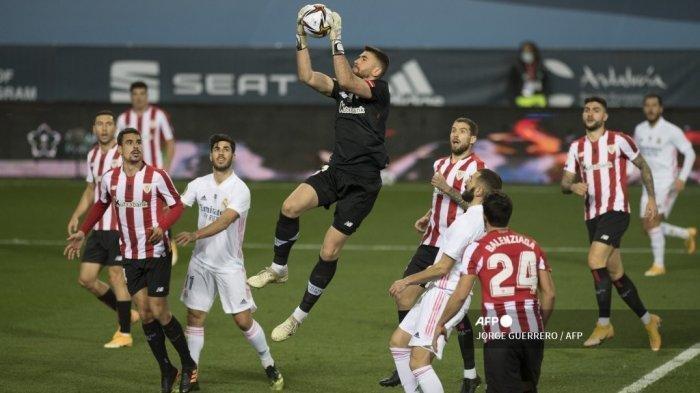 Sosok Unai Simon, Kiper Muda Geser David de Gea di Timnas Spanyol, Ternyata Pernah Tolak Real Madrid