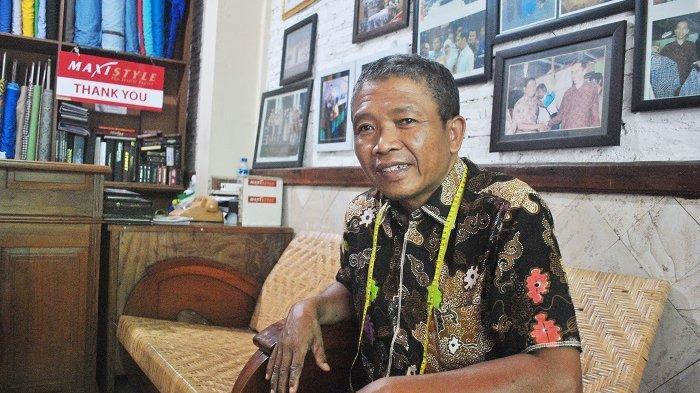 Kenang Suparto Diminta Ukur Ulang Baju Presiden Jokowi Menjelang Pelantikan 2014 Lalu karena BB Naik