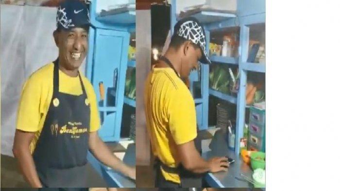 Dikira Anies Baswedan Lagi Nyamar, Tukang Nasi Goreng Ini Viral Karena Wajahnya Mirip Gubernur DKI
