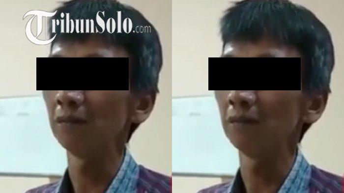 Alasan Penjual Terang Bulan Keliling di Solo Bikin Hoax Bayar Denda PPKM : Jengkel Jualan Digusur