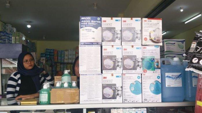 Harga Masker di Bekasi Capai Rp 1,5 Juta per Boks, Begini Penjelasan Pedagang