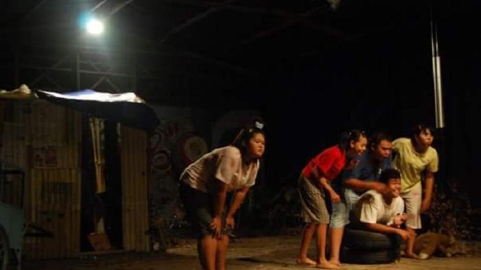 Keresahan Anak-anak yang Tak Lagi Miliki Ruang Bermain Dituangkan dalam Lakon Teater