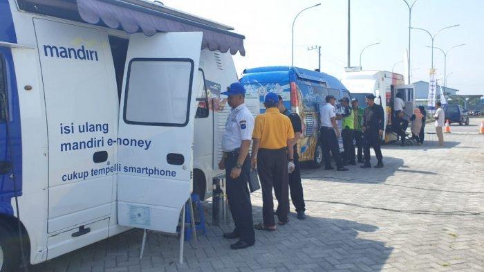 Kpw BI Solo Buka Layanan Penukaran Uang di Rest Area Jalan Tol Solo-Ngawi, Ini Jadwalnya