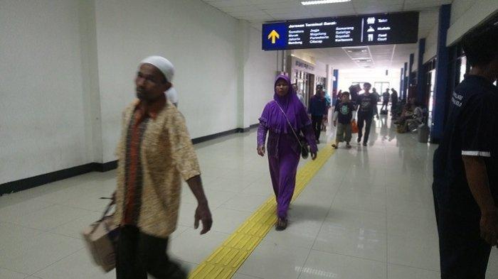 Puncak Arus Balik, Terminal Tirtonadi Solo Dipadati 52 Ribu Penumpang