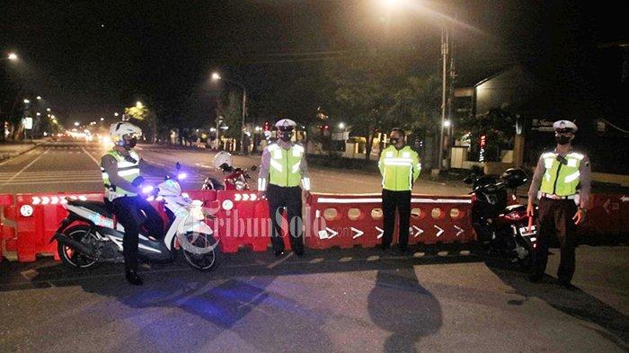 Daftar Jalan di Karanganyar yang Ditutup Per 21 Juli, Setelah PPKM Darurat Resmi Diperpanjang