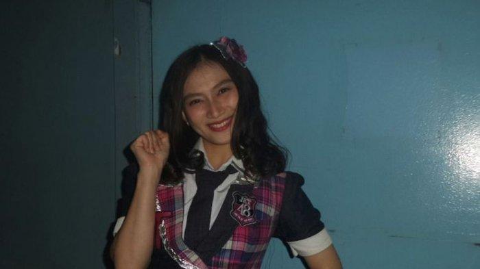 Melody JKT48 Pengin Jadi Presenter, Begini Persiapannya