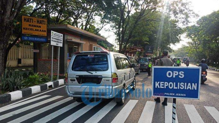 Jalan Protokol di Solo Tak Ada yang Ditutup saat Malam Hari: Penumpang Bus dan KA Bakal Diperiksa