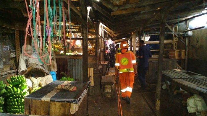 Buntut 7 Pedagang Pasar Sidoharjo Wonogiri Positif Covid-19 : 700 Orang Akan Jalani Uji Swab
