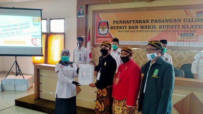 Resmi Mendaftar, Dokumen Paslon ABY-HJT Penantang Petahana Sri Mulyani Dinyatakan Lengkap
