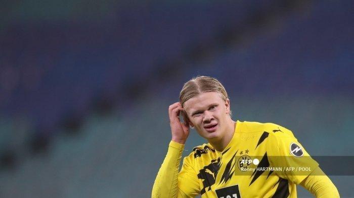 Satu Syarat Dortmund Jika Chelsea Serius Boyong Erling Haaland, si Penyerang Sebut Terlalu Banyak