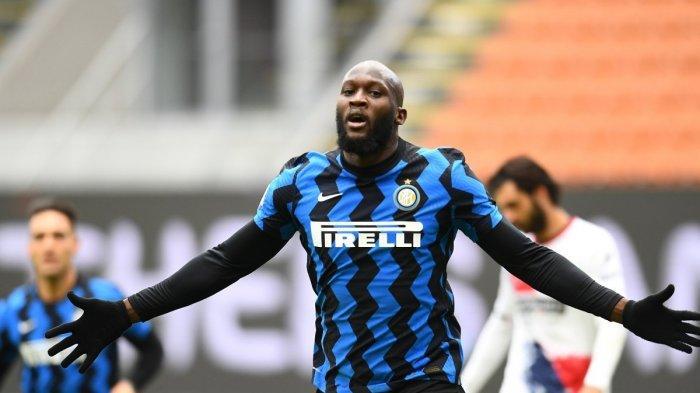 Chelsea Tawar Lukaku Rp 1,7 Triliun Plus Pemain, Inter Milan Ngeyel Pertahankan Sang Pemain