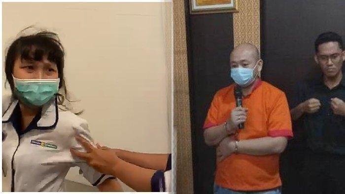 Penganiaya Perawat RS Siloam Palembang Ngakunya Polisi, Padahal Ini Pekerjaan Aslinya