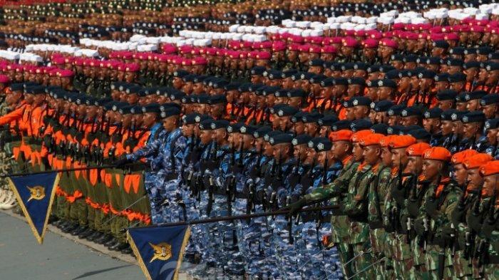 Kumpulan Ide Ucapan HUT ke-76 TNI, Cocok Jadi Caption atau Status Media Sosial 5 Oktober 2021