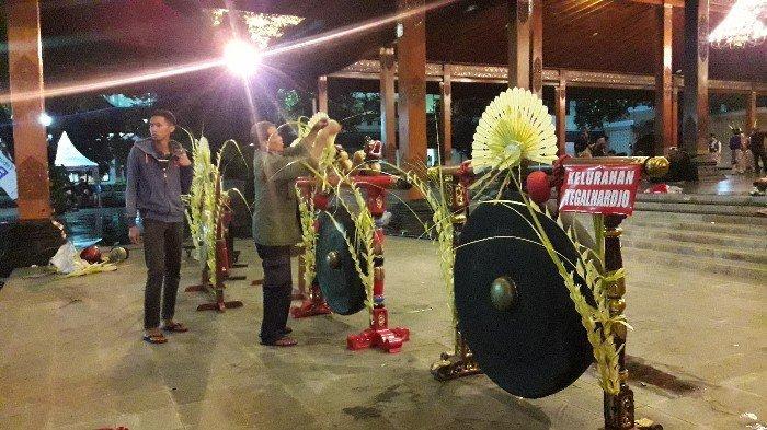Tak Ada Kembang Api, Tahun Baru di Kota Solo Akan Ditandai dengan Pukul Gong