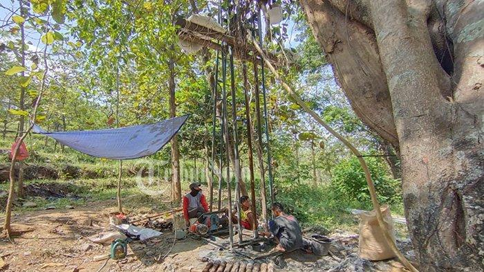 Misteri Kenapa Angka Ganjil saat Ngebor Kedalaman Sumur Tua di Bukit Kamal Bulu, Begini Kisahnya