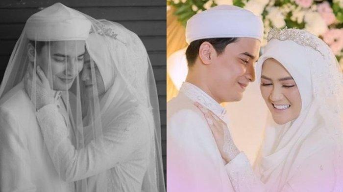 Pernikahan Alvin Faiz dan Henny Rahman