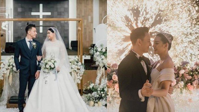 Pernikahan Billy Davidson
