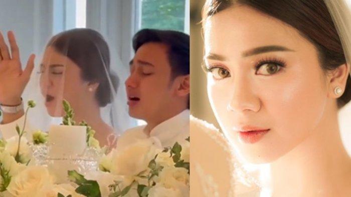 Felicya Angelista dan Hito Caesar Resmi Jadi Suami Istri, Intip Foto-foto Pemberkatan Pernikahannya