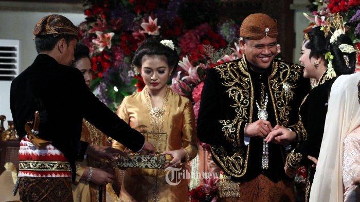 Tak Sekedar Momen Bahagia, Relawan Jokowi Sebut Pernikahan Kahiyang Bagian Konsolidasi Pilpres 2019