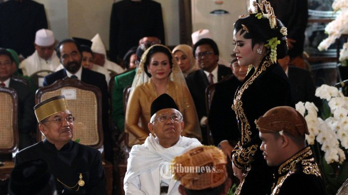 Puji Pernikahan Kahiyang Ayu dan Bobby Nasution, Rizal Ramli: Terlihat Sekali Kebhinekaannya