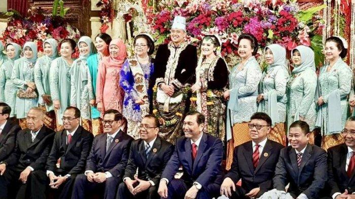 Mengapa Presiden Jokowi Tak Nikahkan Anaknya di Istana Negara? Ini Jawaban Menteri Luhut