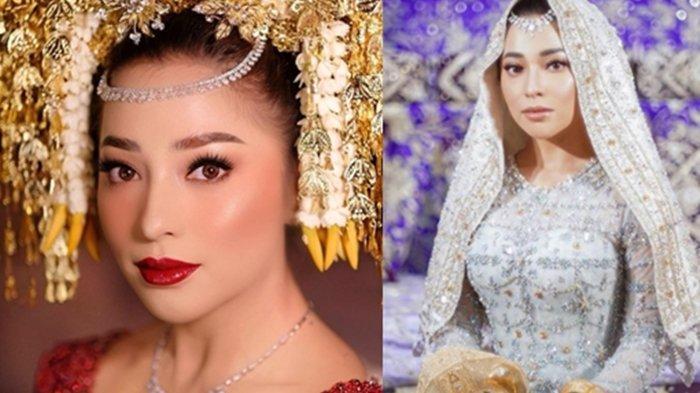 Fakta-fakta Pernikahan Nikita Willy: Ada Perdebatan Jelang Menikah,Para Artis Hadir Ada Rezky Aditya