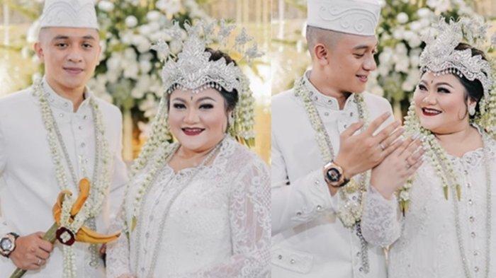 Pernikahan Olivia Nathania anak Nia Daniaty